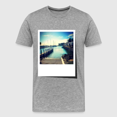 Summer Marina - Men's Premium T-Shirt