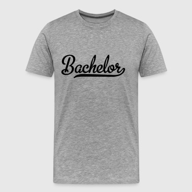 bachelor - Men's Premium T-Shirt