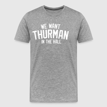 THUR (IS THE) MAN - Men's Premium T-Shirt