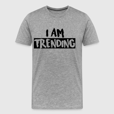 I AM TRENDING MERCHANDISE - Men's Premium T-Shirt