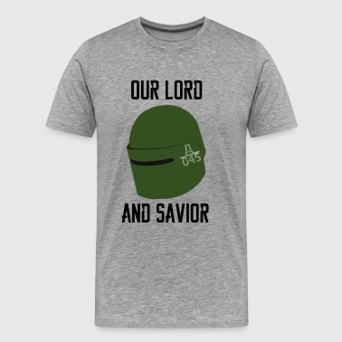 Tachanka - Our Lord And Savior - Men's Premium T-Shirt