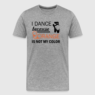 ballet design - Men's Premium T-Shirt