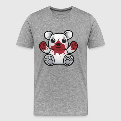 Bloody Bear - Men's Premium T-Shirt