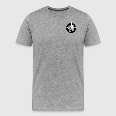Grind2FIT 04 - Men's Premium T-Shirt
