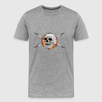 Dead Man's Flame - Men's Premium T-Shirt