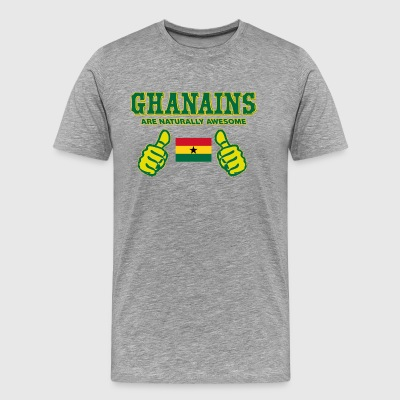 Ghanaian design - Men's Premium T-Shirt