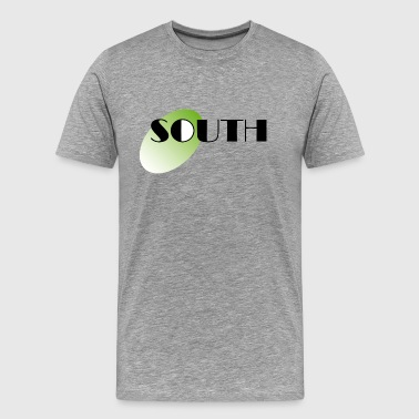South - Men's Premium T-Shirt