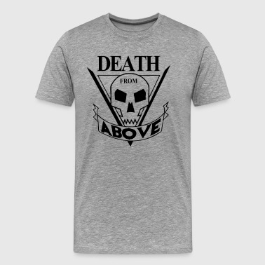 Death From Above - Men's Premium T-Shirt