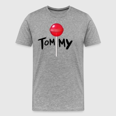 tommy 01 - Men's Premium T-Shirt