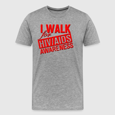 AIDS Awareness - Men's Premium T-Shirt