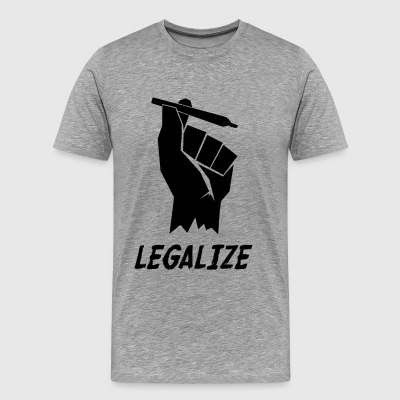 Legalize It - Men's Premium T-Shirt