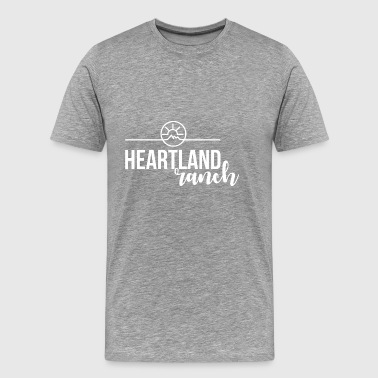 heartland ranch - Men's Premium T-Shirt