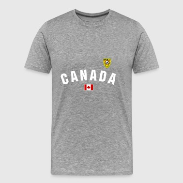 Canadian Football - Men's Premium T-Shirt