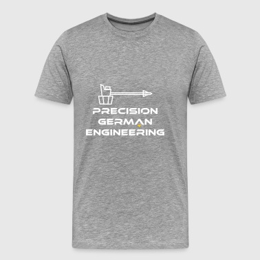 GERMAN 2 - Men's Premium T-Shirt