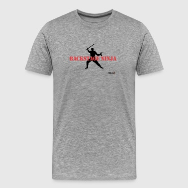 Backstage Ninja - Men's Premium T-Shirt