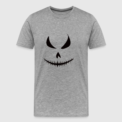 Dark Horror Smile - Men's Premium T-Shirt