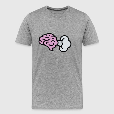 Brain Fart - Men's Premium T-Shirt