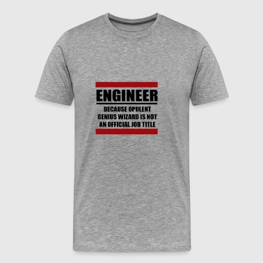ENGINEER - Men's Premium T-Shirt