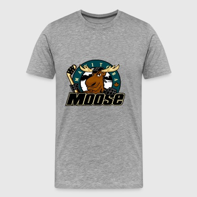 Manitoba Moose - Men's Premium T-Shirt