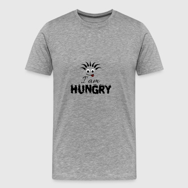 GIFT - I AM HUNGRY - Men's Premium T-Shirt