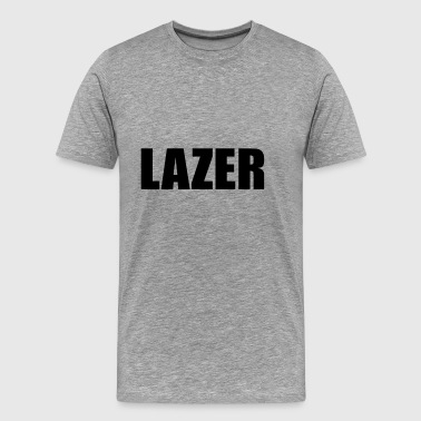 LAZER - Men's Premium T-Shirt
