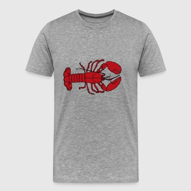 lobster - Men's Premium T-Shirt