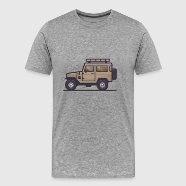 Off Road - Men's Premium T-Shirt