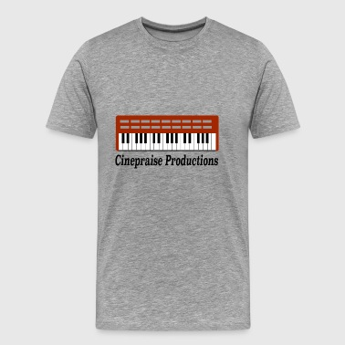 Cinepraise Productions - Men's Premium T-Shirt