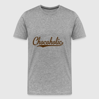 2541614 15352904 chocolate - Men's Premium T-Shirt