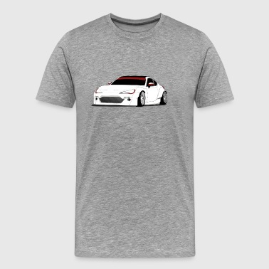 Rocket Bunny BRZ - Men's Premium T-Shirt