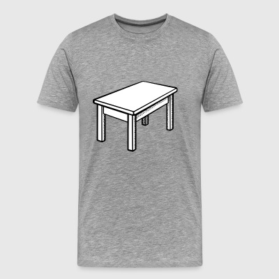 table - Men's Premium T-Shirt