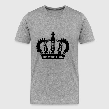 Queen Crown - Men's Premium T-Shirt