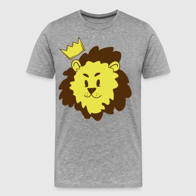 The KidTravisOfficial Lion - Men's Premium T-Shirt