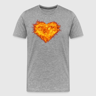 Fire Love - Men's Premium T-Shirt