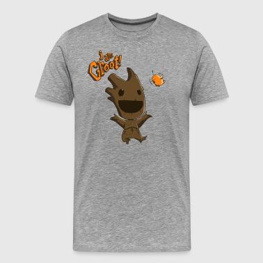 Baby Groot Guardian of The Galaxy - Men's Premium T-Shirt