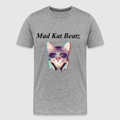 MadKat Beatz - Men's Premium T-Shirt