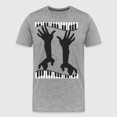 Musical6 - Men's Premium T-Shirt