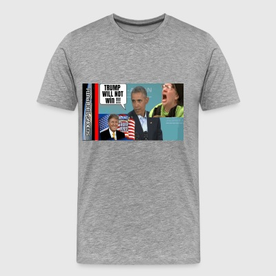 2016 Trump Wins Presidential Election Memorable - Men's Premium T-Shirt