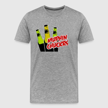Bottles - Men's Premium T-Shirt