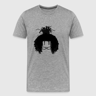 Afro Dread - Men's Premium T-Shirt