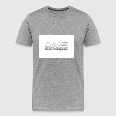 OscarMikeSpeaks - Men's Premium T-Shirt