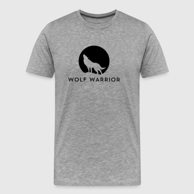 Grey Wolf - Men's Premium T-Shirt