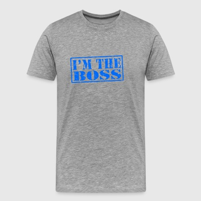 boss - Men's Premium T-Shirt