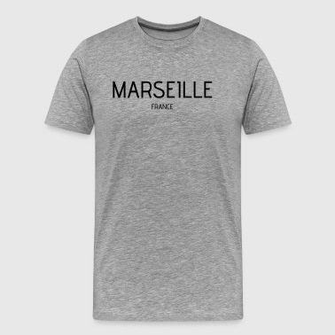 Marseille - Men's Premium T-Shirt