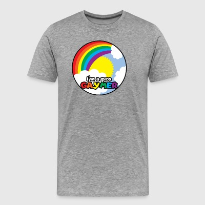 Pro Gaymer (Part 1) - Men's Premium T-Shirt