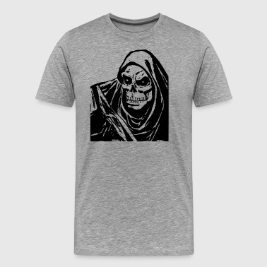 Isle of angry Death - Men's Premium T-Shirt