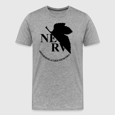 nerv_black - Men's Premium T-Shirt