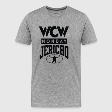 MONDAY NIGHT JERICHO - Men's Premium T-Shirt