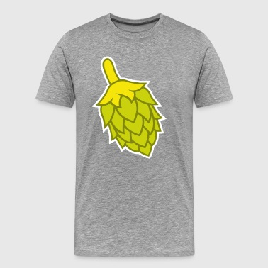 Hops - Men's Premium T-Shirt