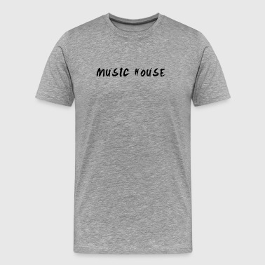 Music House - Men's Premium T-Shirt